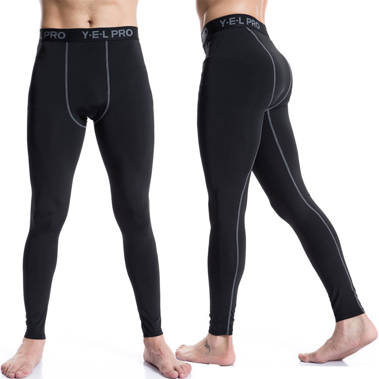 Cargo pants Base Layer Fitness Trousers PRO Compression Tights Long Pants Leggings Mens brand clothing Wear cargo pants