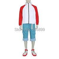 Free Shipping Eureka 7 Renton Thurston Cosplay Costume