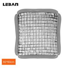 "Godox Honeycomb Grid 60*60 cm 24 ""x 24"" voor Godox Opvouwbare S type Beugel SoftBox suitbale Camera Flash (60*60 cm Grid Alleen)"