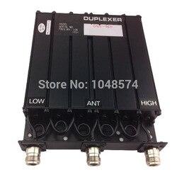 Freies verschiffen 450 MHz 30 Watt UHF Duplexer 6 Hohlraum N buchse für radio repeater