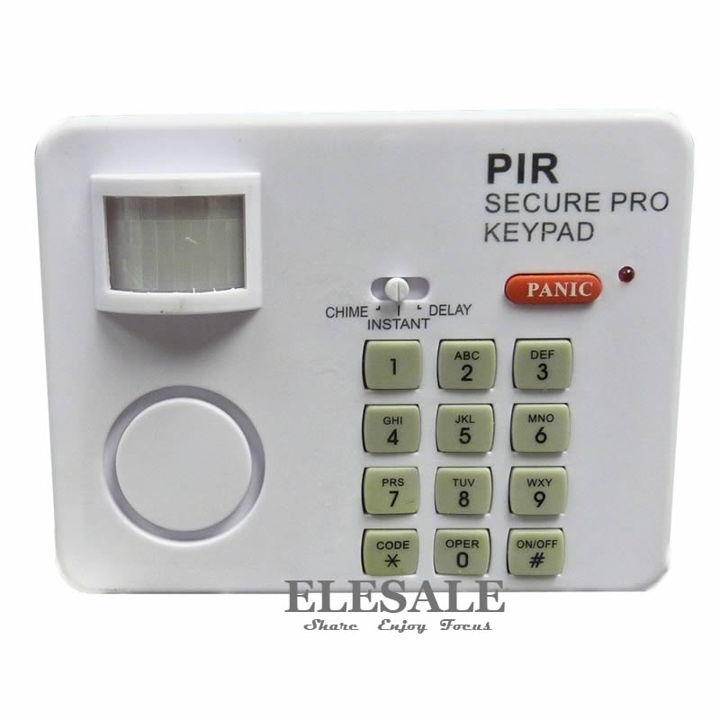 Wireless Security Rv