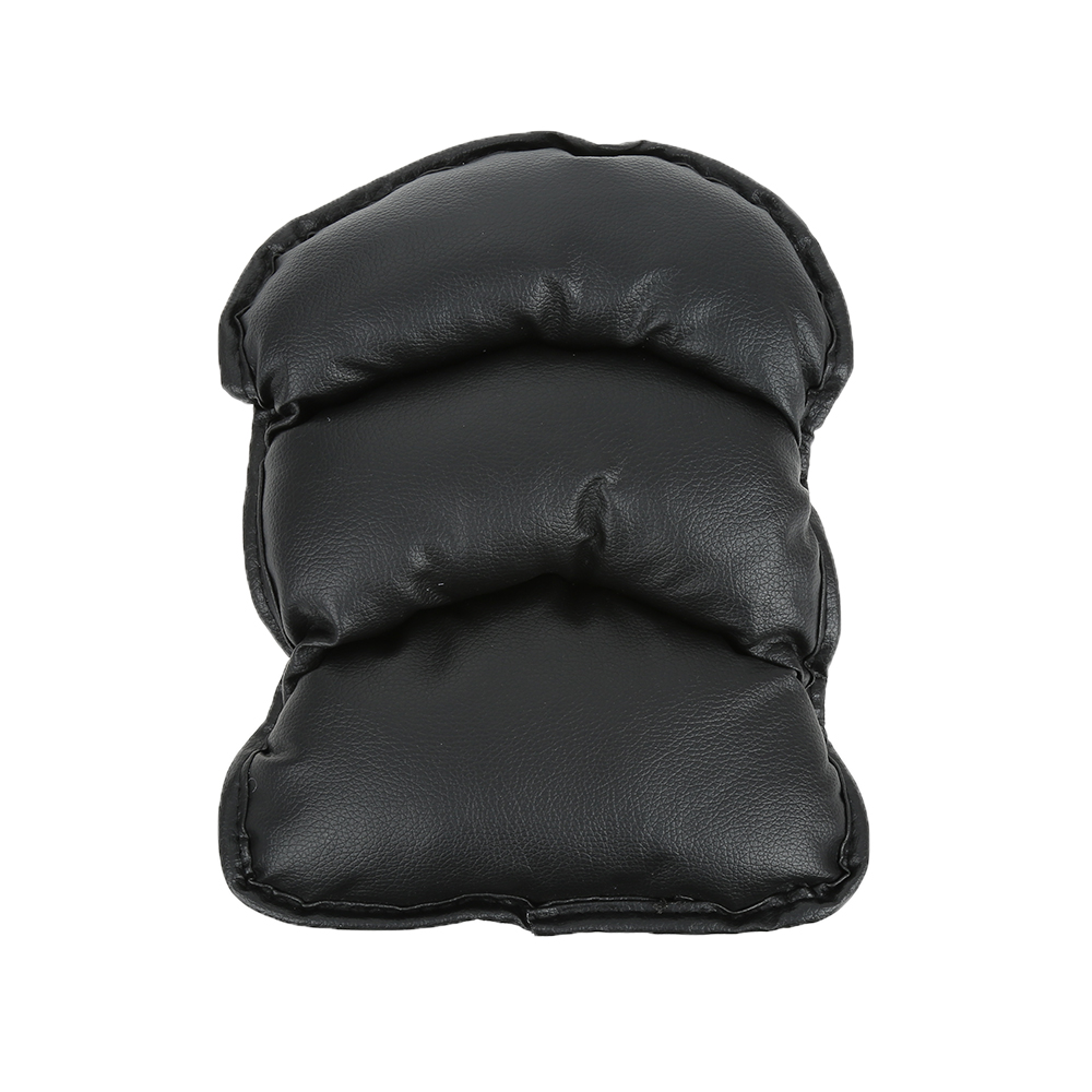 3 Colors Universal Car Auto Armrests Cover Vehicle Center Console Arm Rest Seat Box Pad Protective Case Soft PU Mats Cushion