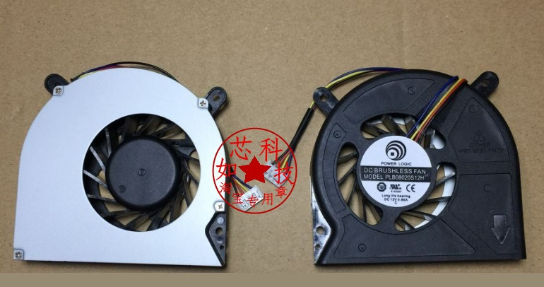 SSEA New CPU Cooling Cooler Fan for Haier C3 Q51 Q52 Q5T Q7-one PLB08020S12H laptop Fan Free Shipping