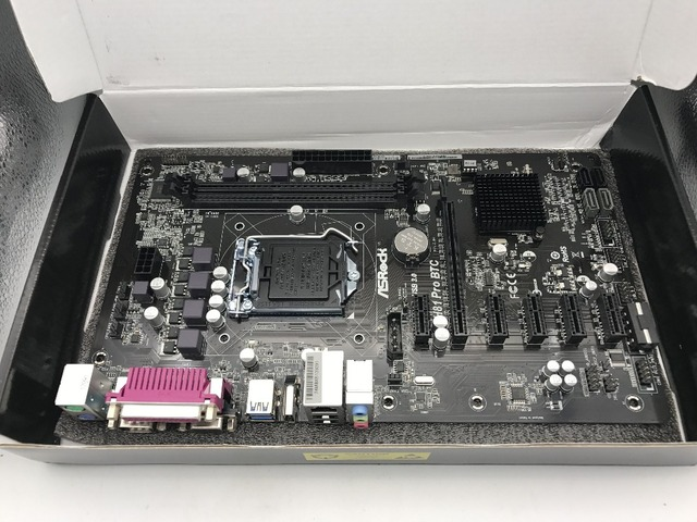 ASRock H81 Pro BTC Descargar Controlador