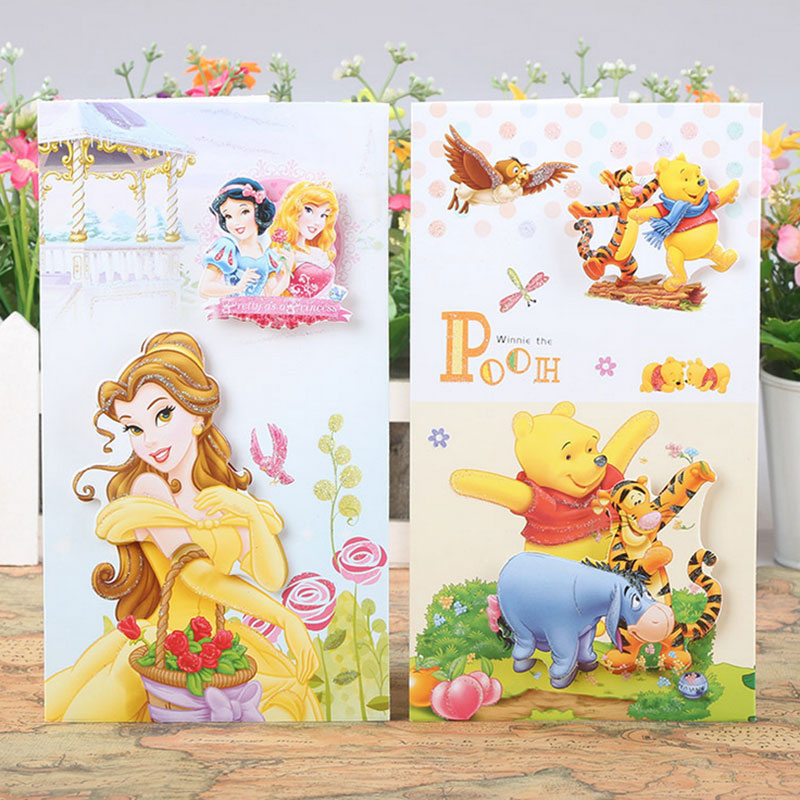 8pcsset 3d flash powder cute cartoon greeting cards envelope 8pcsset 3d flash powder cute cartoon greeting cards envelope message card thank card kids birthday holiday cards in cards invitations from home garden m4hsunfo