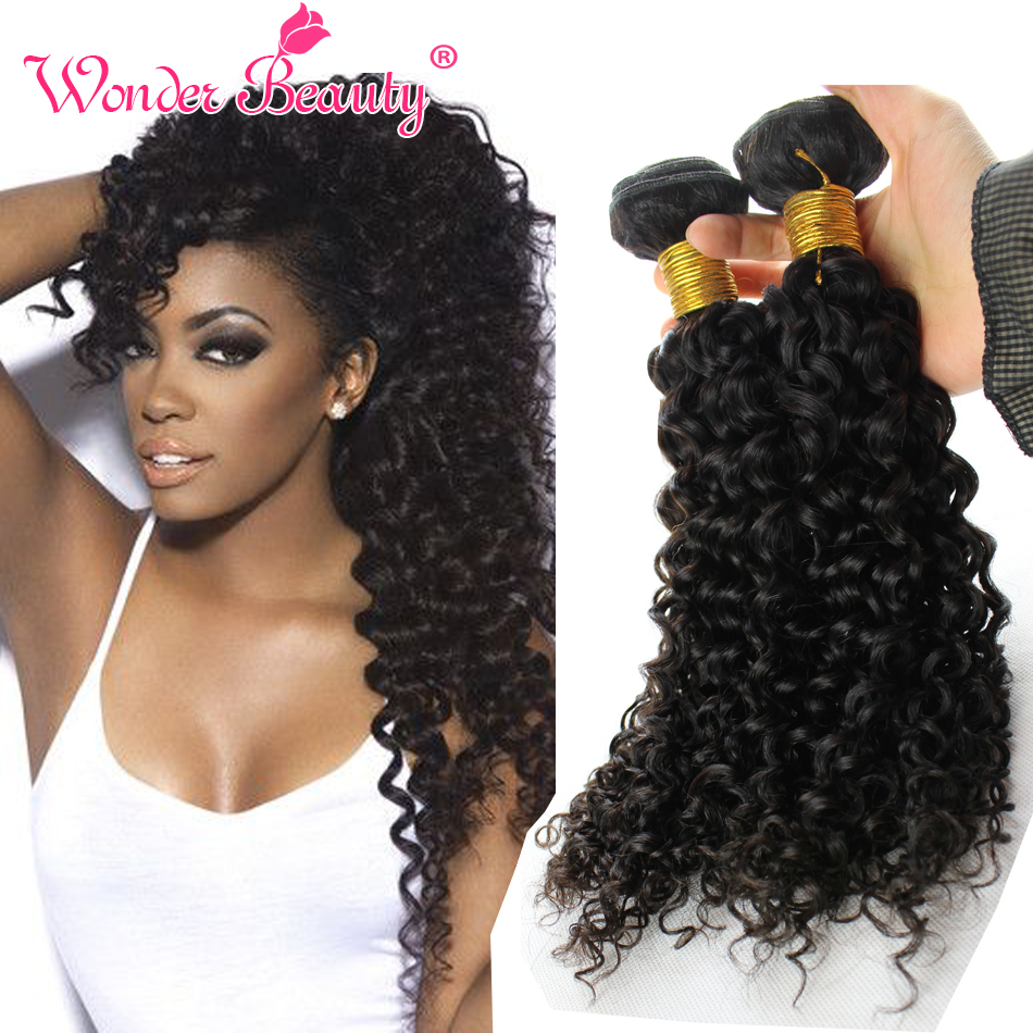 Malaysian Virgin Hair Jerry Curly 4 pcs 12-26 Inch Top Quality Curly Weave Human Hair Kinky Curly Free Shipping Aliexpress UK от Aliexpress INT