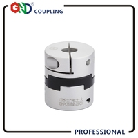 Flexible coupler motor shaft stainless steel 5mm 14mm torque oldham camp series not jaw spider CNC coupling