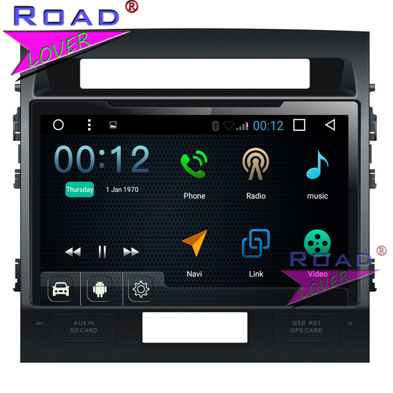 TOPNAVI Android 6 0 10 Quad Core Two Din Car Multimedia Player Auto Audio For Toyota