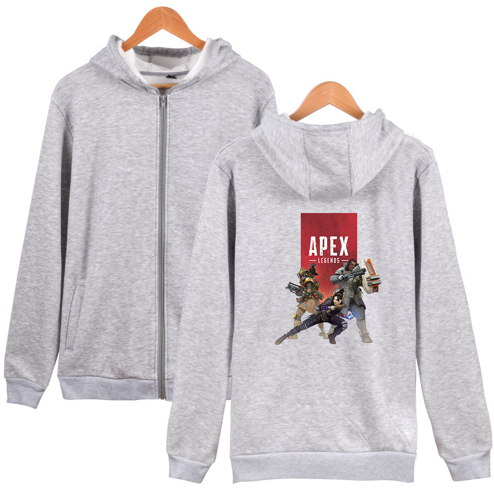 LuckyFriday new Apex Legends Tracksuit Loose Hoodie Sweatshirts Women Men Autumn South Side Hoodies Women Oversize Clothes in Hoodies amp Sweatshirts from Women 39 s Clothing