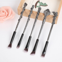 Harry Professional Makeup Brush Set 5pcs Eye Shadow Brush High Quality Makeup Tools Kit Sinle