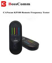 CANscan BossComm KP100เครื่องทดสอบระยะไกลสำหรับวิทยุความถี่อินฟราเรดRF IR Remote Testerสำหรับ300Mhz 315Mhz 434mhz 868Mhzและ902Mhz