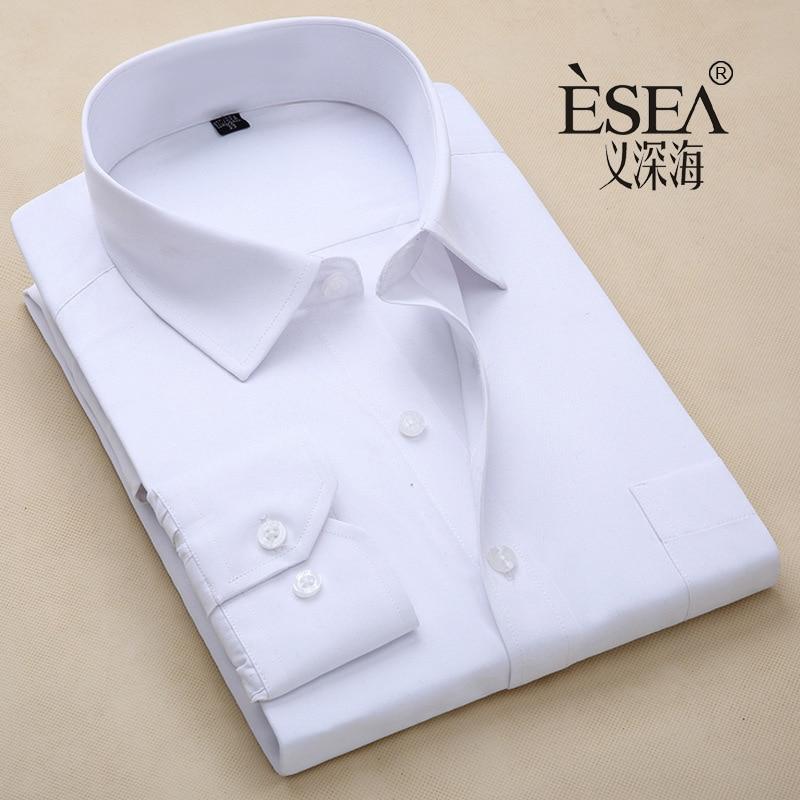 ESEA 2017 Summer font b Men s b font dressed font b Shirts b font Male