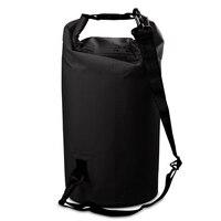 Сухой мешок 20L 10L 15L 5L Кемпинг Пеший Туризм сумка для хранения рафтинг Каякинг Водонепроницаемый плавательный мешок