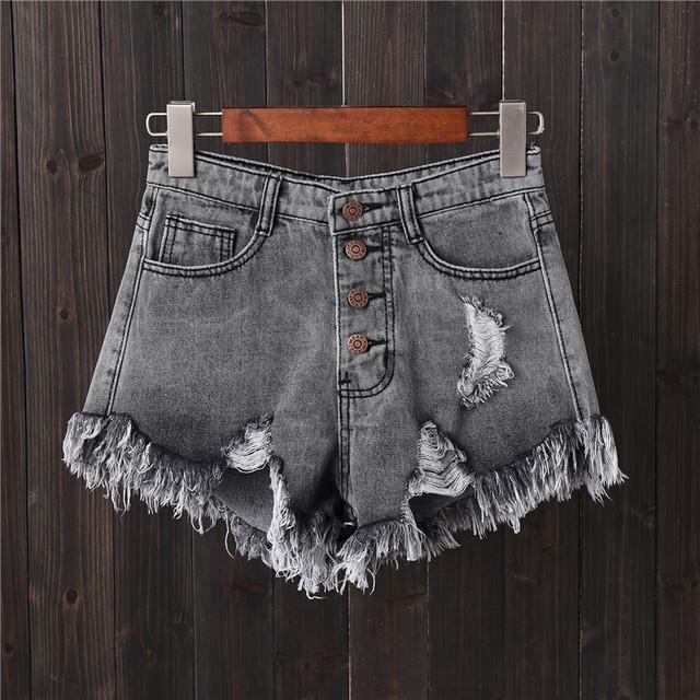 Jeans cortos Mini Denim Casual