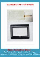 Mt8050ie mt6050i mt6051ip mt6050ip tk6050ip mt6050iv 3wv nova tela de toque máscara de filme de vidro proteger o filme