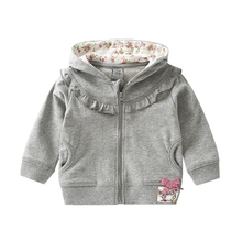 woncoomody Autumn Winter Children Jacke Cartoon Long Sleeve