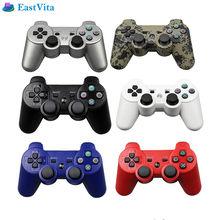 Bluetooth Controller Voor Sony PS3 Gamepad Joystick Voor Play Station 3 Meerdere Vibratie Draadloze Console Voor Playstation 3 R57