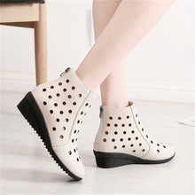 sexy women Ankle boots shoe fashion High heel Sexy Pointed Toe 2019  wummer Fashion shoes woman botas mujer botte