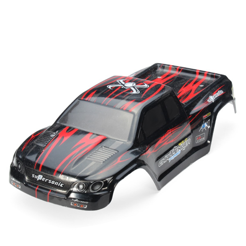 9115 rc monster truck rc car shell 15 sj01 15 sj02 rc car body shell 285 133mm blue red in parts. Black Bedroom Furniture Sets. Home Design Ideas
