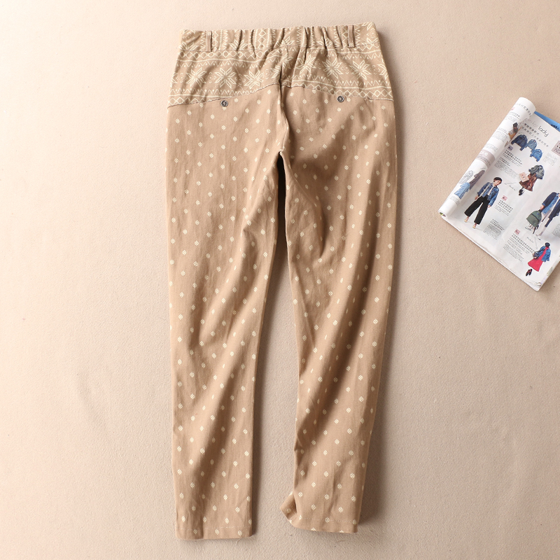 M2020125 Sports Pants Female Large Size Shose Women Elmers Fake Designer Clothes Elmer Mr Wonderful Punk Rock England Trousers 5