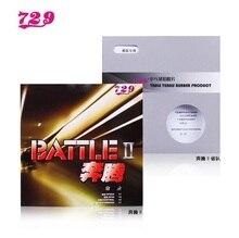 [Playa пинг-понг] 729 Дружба битва II (Битва 1 2, BATTLE2) провинциальный липкий пунктов-в настольный теннис резиновые с губкой