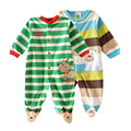 Baby clothing ! 2017 baby girl clothes Newborn clothes fleece romper long-sleeve baby product , infant baby boy clothes bebes