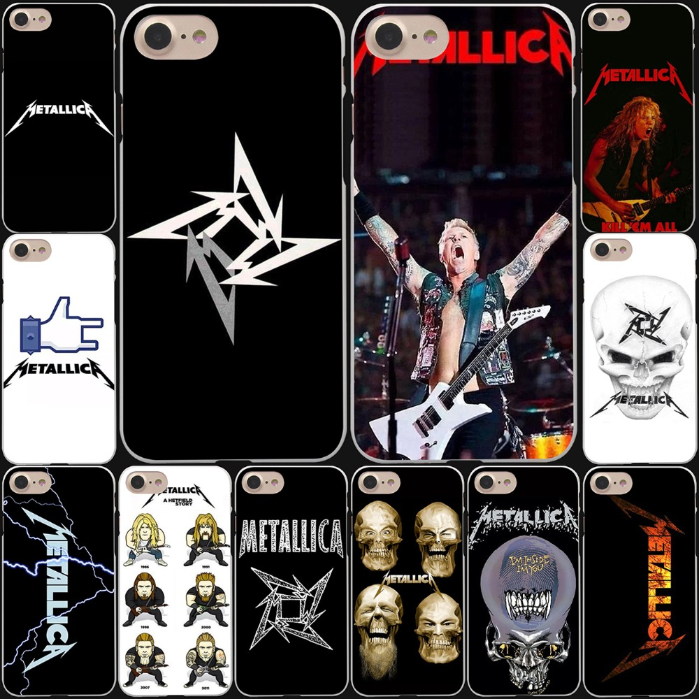 cover metallica iphone 5