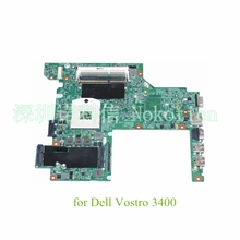 laptop motherboard for dell Vostro 3400 48.4ES11.011 CN-0KDVWC 0KDVWC KDVWC HM57 GMA HD DDR3