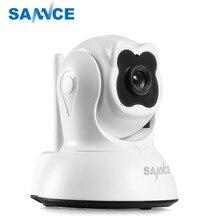 SANNCE Wi-Fi IP Камера 720P HD Беспроводной 1.0MP Умное видеонаблюдение безопасности Камера P2P сети Видеоняни и радионяни наблюдения Мобильная Удаленная камера