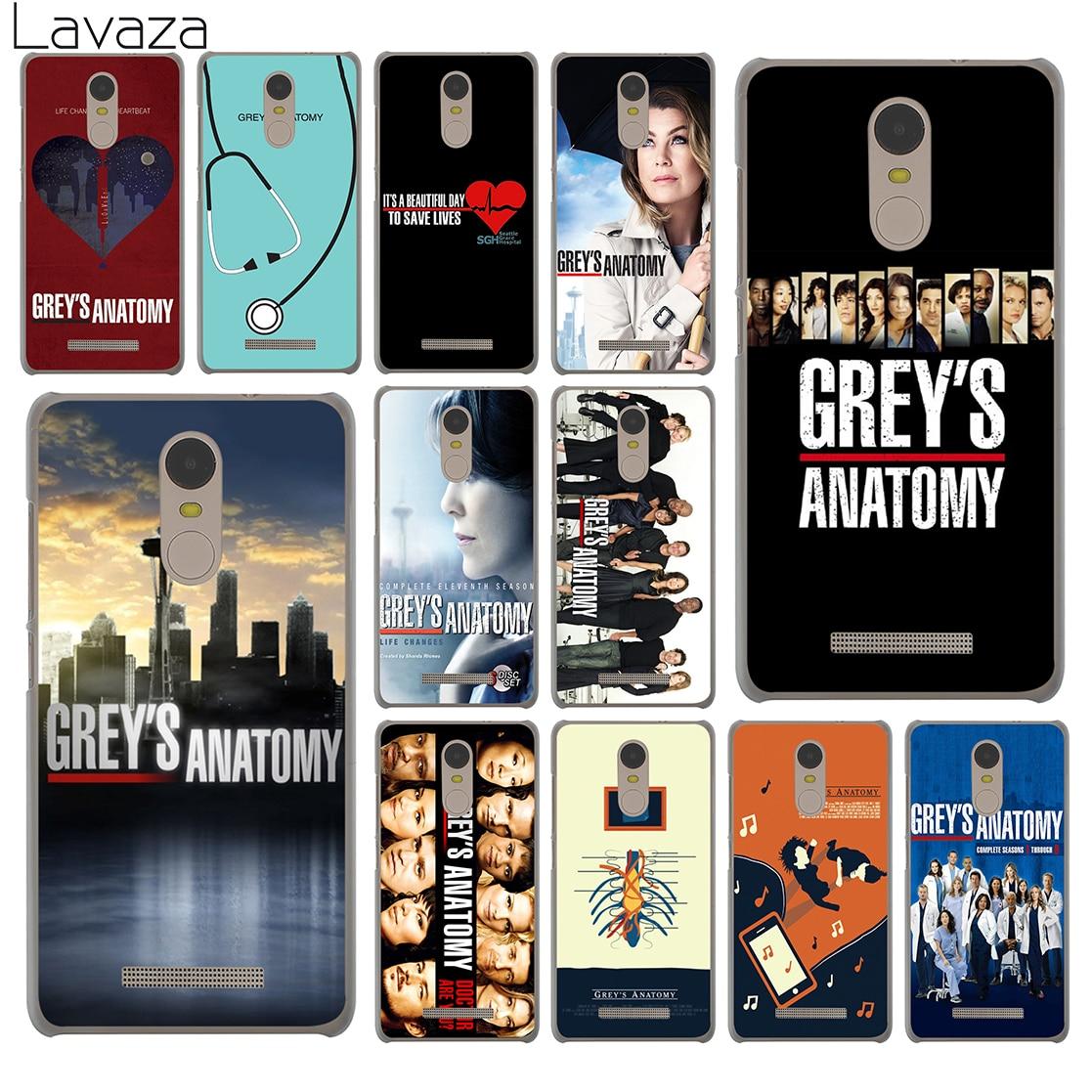 Lavaza grau Grey ist Anatomie Saison Harte Telefon Fall für Xiaomi ...