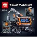 2016 New913pcs Lepin 20012 Technic Series Mechanical Group The Polar Adventure Vehicle Building Blocks Bricks Set Toys 42038