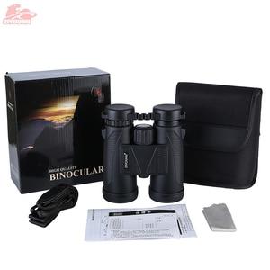 Image 5 - Télescope binoculaire, Zoom HD, grossissement 10X, puissant, étanche, faible niveau de Vision nocturne, randonnée