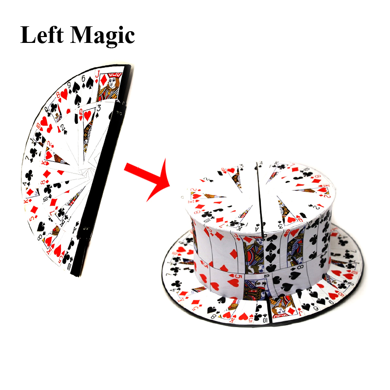 Incroyable boîte mystérieuse tours de magie étape facile à faire accessoires de magie surprenant petite boîte magie professionnelle magicien Illusion