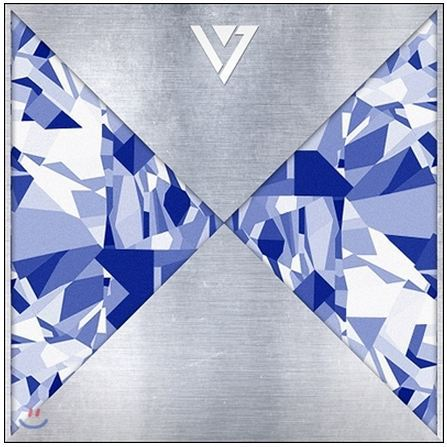 SEVENTEEN 1ST MINI ALBUM - 17 CARAT (+ 13PHTOCARDS ( VERSION RANDOM)) Release Date 2015-06-1 KPOP ALBUM [DELIVER FROM KOREA]