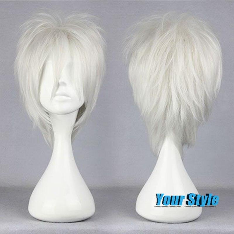 30cm Layered Short Hairstyles Cute Short Hair Haircuts Pixie Wigs