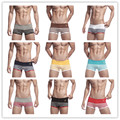 New Men's Underwear Cueca Boxer Sexy Men Underpants Cotton Gay Underwear Calzoncillos Fashion Design Male Panties Shorts Boxer