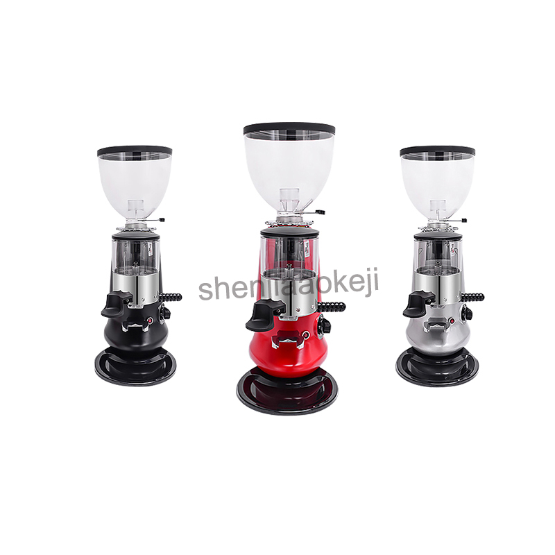 Commercial Electric Italian special mill Household grinding machine Metal Material Coffee bean grinder 220v 350w 1pc
