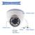 Ahdh 1080 p ahd cámara sony imx323 sensor de 24 ir led de visión nocturna Domo para interiores de Cámaras de Seguridad CCTV 1080 P FULL HD A Través de Filtro de Corte IR