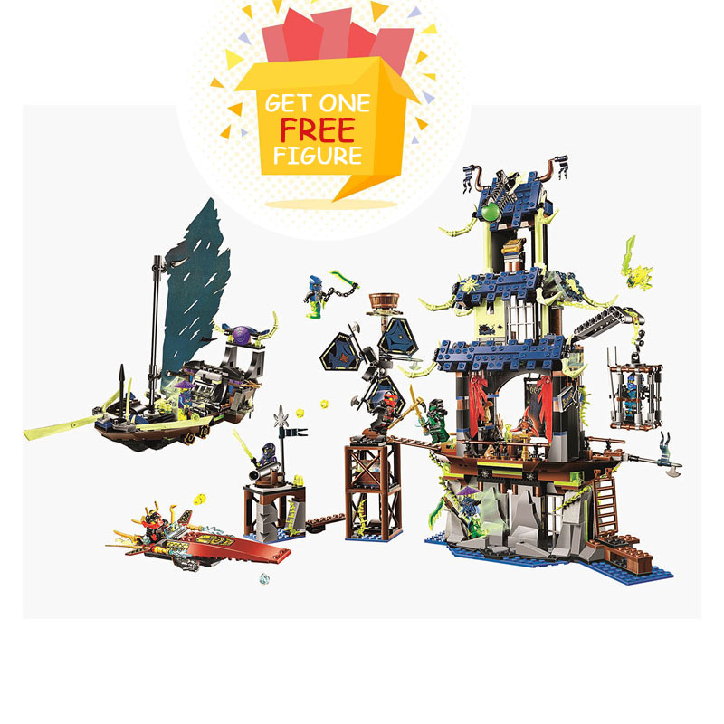 Bela Pogo Compatible Legoe Phantom Of Ghost Ninjagoe Thunder Swordsman Building Blocks Bricks toys for children bela pogo compatible legoe ninjagoe thunder swordsman dragon s forge building blocks bricks compatible with decool toys for