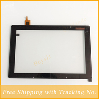 New Touch For MobileDemand's xTablet T8650 touchscreen MobileDemand T86 Tablet digitizer touch screen Glass Sensor with logo