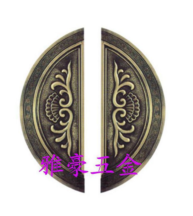 Chinese antique half round door handle blue glass door handle door handle modern European style luxury handle hotels wood carving chinese antique door handle door handle glass door handle european modern luxury