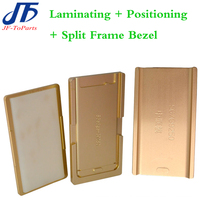 1set Mould For S6 Edge S7 Edge Note4 Laminator Mold Metal For The Front Glass With