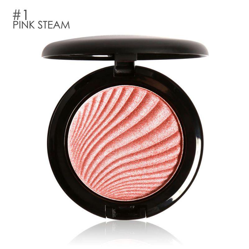 Hot! 4 Colors Contour Palette Highlighter Bronzer Press Powder Shimmer Grooming Powder Facil Concealer Makeup Highligh
