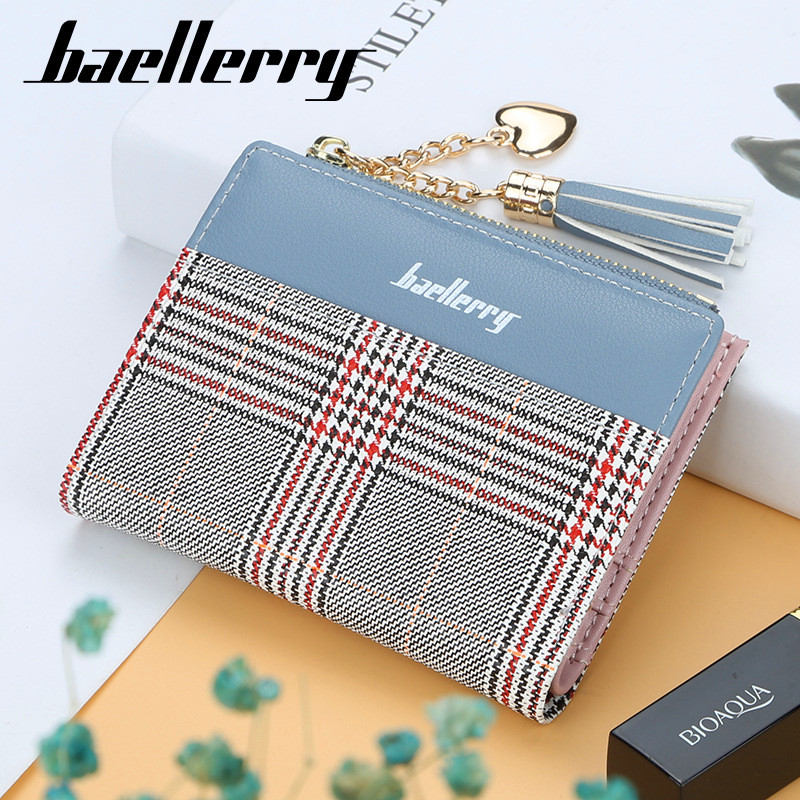 2019 New Women's Cute Fashion Purse Leather Long Zip Wallet Coin Card Holder Soft Leather Phone Card Female Clutch 083