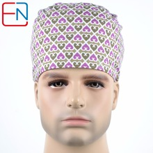 unisex surgical caps and surgical masks for short hair with sweatbands