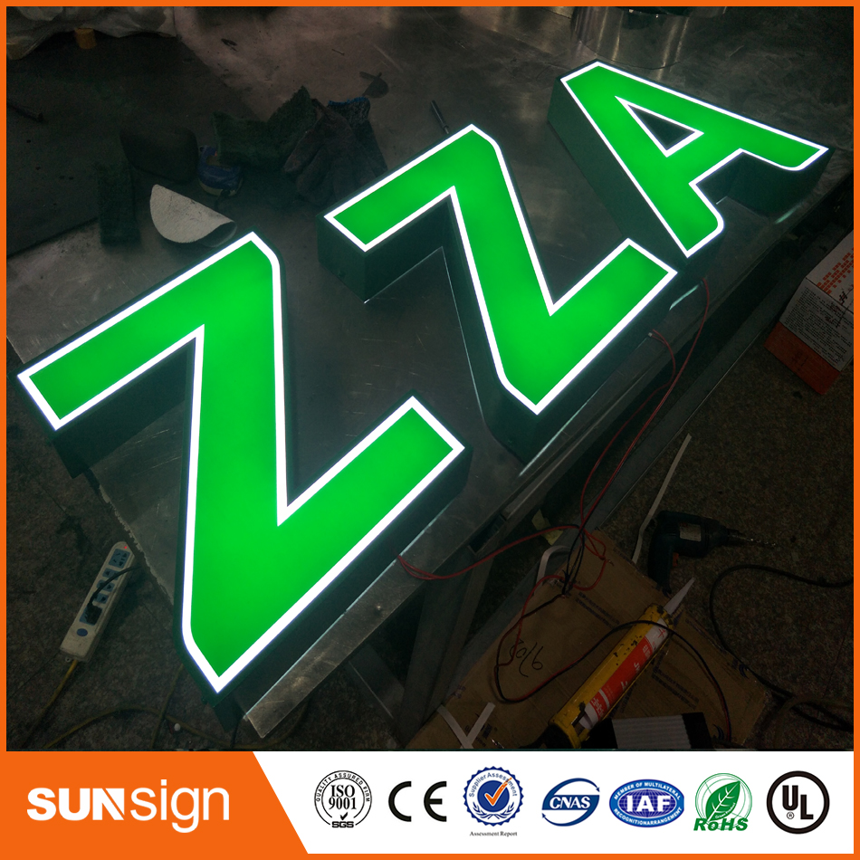 Wholesale Outdoor Sign Led Light Channel Letter