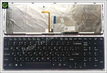 BACKLIT Russian Keyboard for Sony Vaio SVE17 SVE1711 SVE1712 SVE1713 SVE1712L1E SVE1713G1EW SVE1711C5E SVE171C11V RU Black