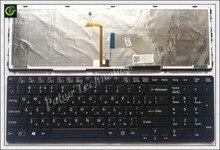 BACKLIT Russian font b Keyboard b font for Sony Vaio SVE17 SVE1711 SVE1712 SVE1713 SVE1712L1E SVE1713G1EW
