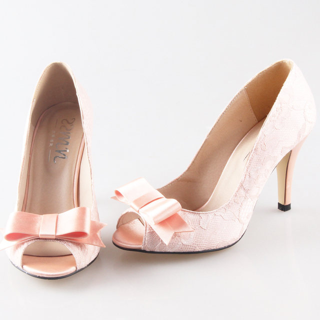 Peach Pumps for Prom Prom Dresses dressesss c976bbd4c1cf