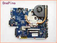 for acer aspire 5552G 5551G 5551 Laptop motherboard LA-5911P=NEW75 LA-5912P + heatsink + CPU = LA-5911P Tested perfect working